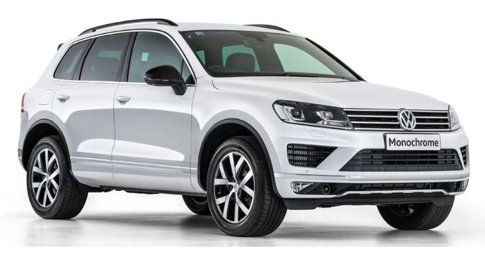 Volkswagen Touareg 7P (2010-2018) Reviews - ProductReview com au