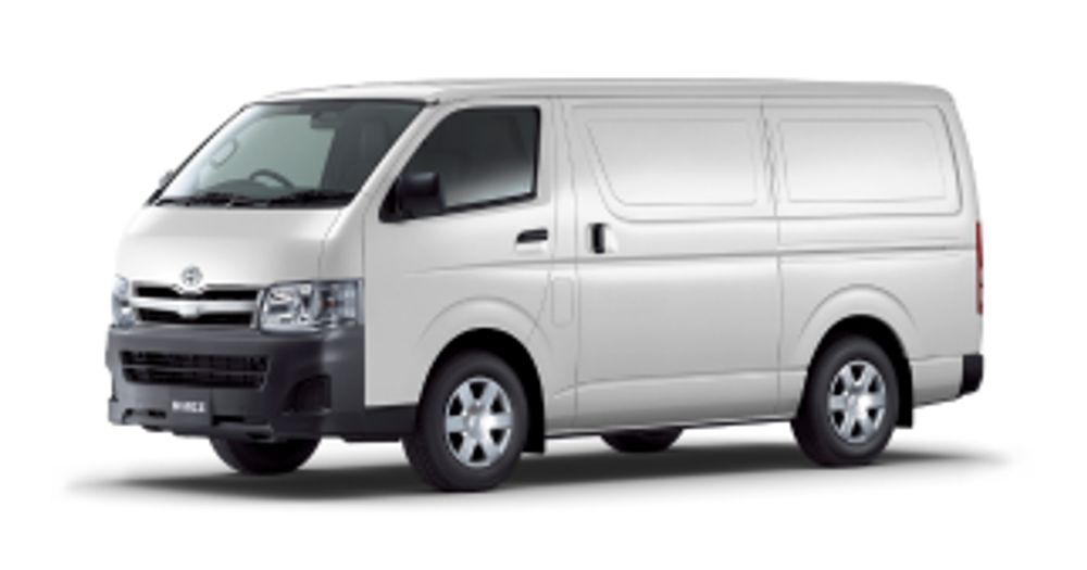 f53b14e675 Toyota HiAce Reviews - ProductReview.com.au