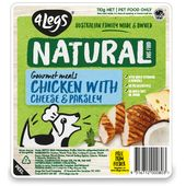 4Legs Natural Dog Food Chicken with Cheese & Parsley