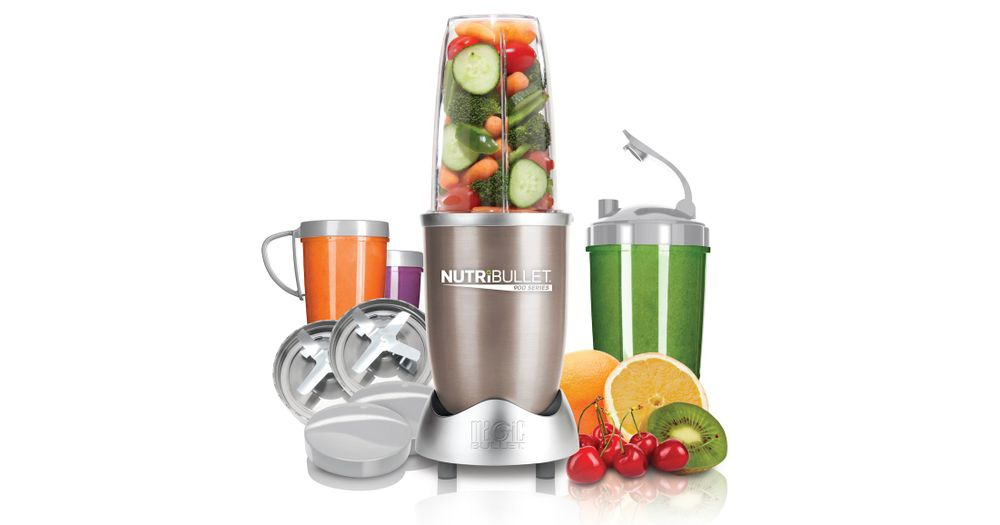 Nutribullet for healthy smoothies for kids