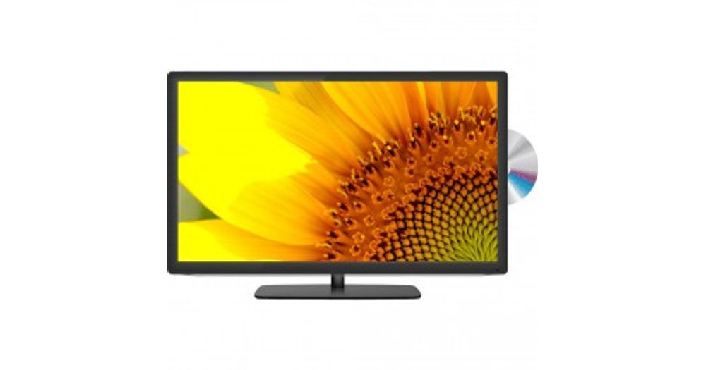 Dick Smith HD LED LCD TV with DVD Player GE6820 (18 5