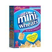 Kellogg's Mini-Wheats Blackcurrant