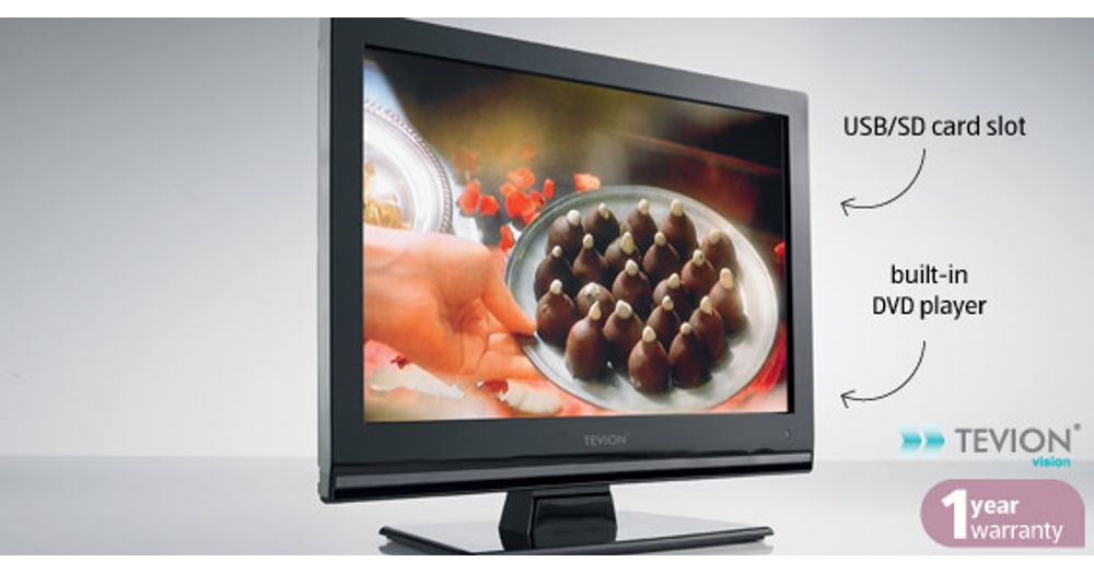 Tevion Aldi 19 Lcd Tv With Dvd Player Reviews Productreviewcomau