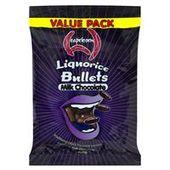 Capricorn Liquorice Bullets