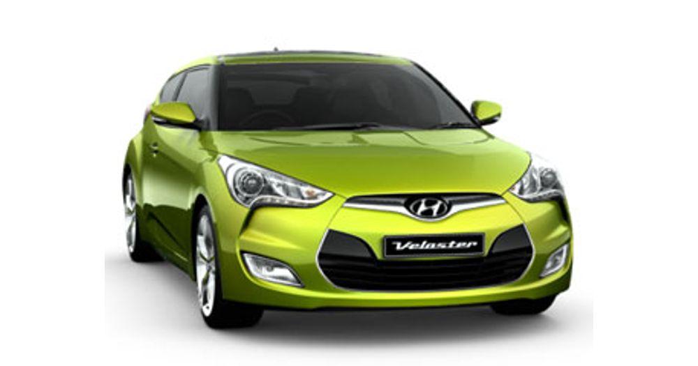 Hyundai Veloster FS (2011-2017) Reviews - ProductReview com au