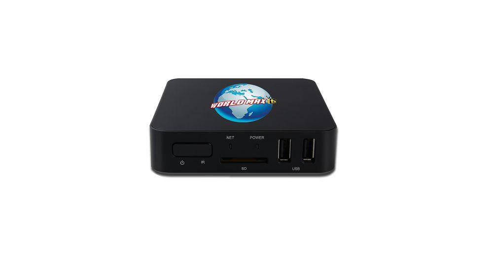 Worldmax TV