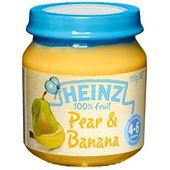 Heinz Pear & Banana