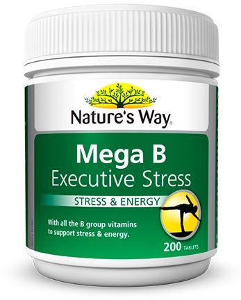 Mega-B Executive Stress
