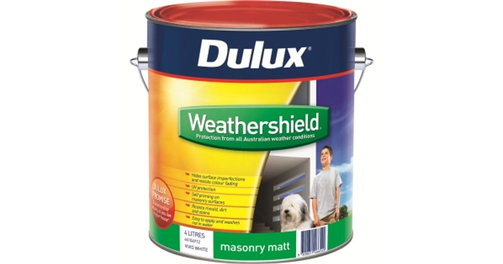 Dulux Weathershield Reviews - ProductReview com au