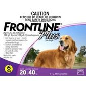 Frontline Plus Plus for Large Dog (20 to 40kg)