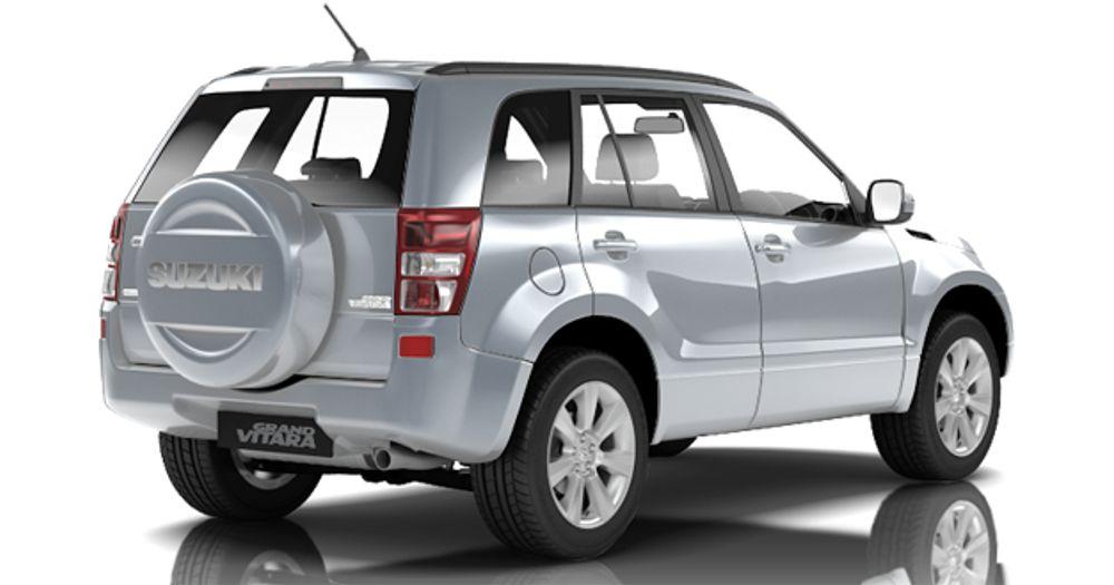 Suzuki Grand Vitara JB / JT I (2004-2011) Reviews - ProductReview com au