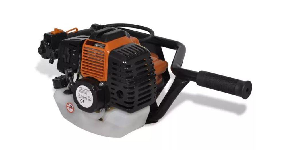 vidaxl auger ground drill orange reviews - productreview.au