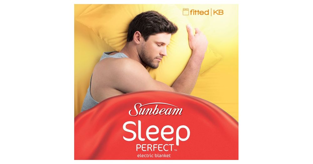 cf7e8d3420 Sunbeam Sleep Perfect Reviews - ProductReview.com.au
