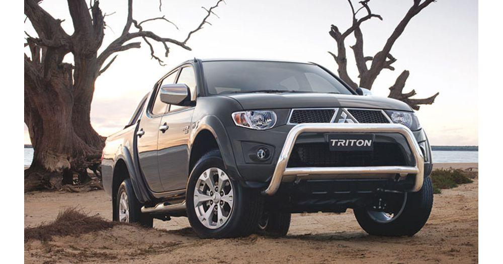 Mitsubishi Triton MN (2009-2014) Reviews - ProductReview com au