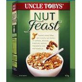 Uncle Tobys Nut Feast