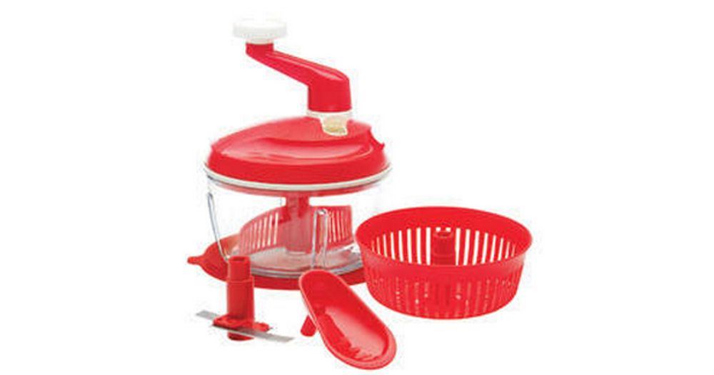 Verbazingwekkend Tupperware Quick Chef II w. Basket Reviews - ProductReview.com.au FN-11