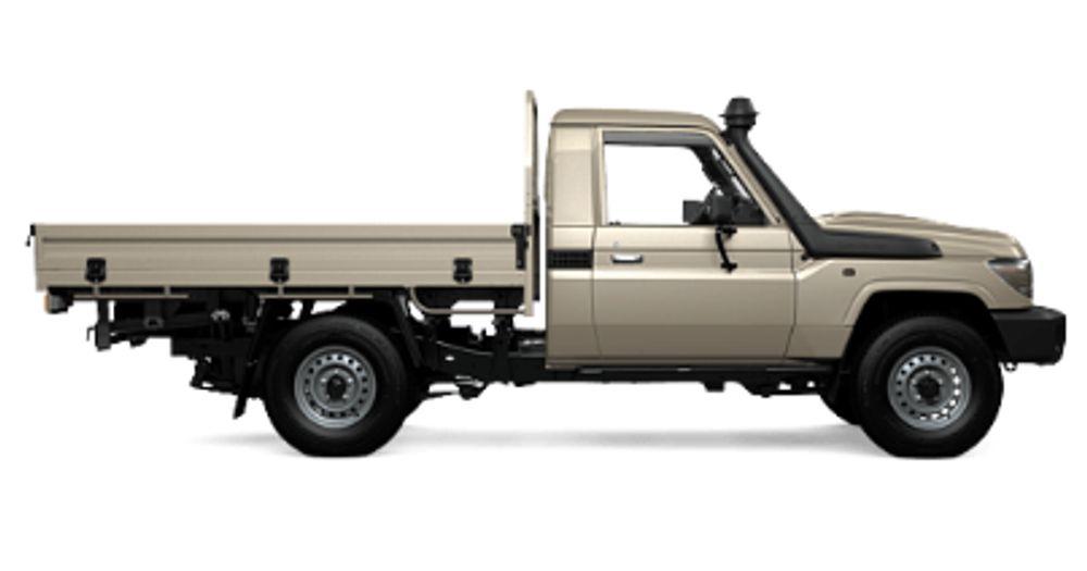 Toyota LandCruiser 70 VDJ Questions - ProductReview com au
