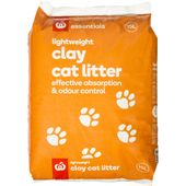 Woolworths Essentials Clay Cat Litter
