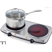 Lumia (Aldi) Double Hotplate