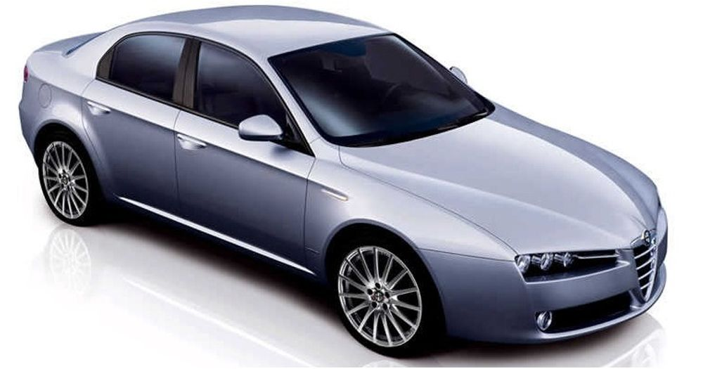 Alfa Romeo 159 Reviews - ProductReview com au