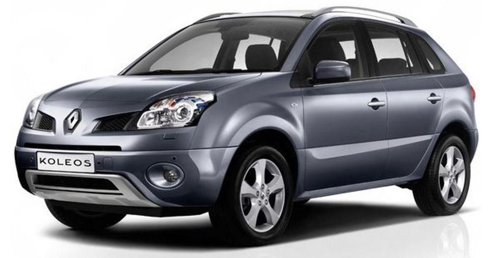 Renault Koleos H45 (2007-2015) Questions - ProductReview com au
