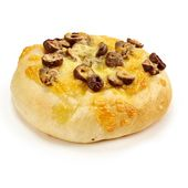 Bakers Delight Cheese and Olive Roll