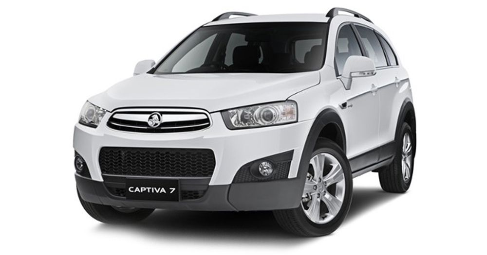 Holden Captiva Cg2 2011 Present Reviews Productreview