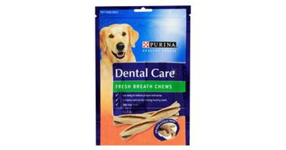 Dental Care Fresh Breath Chews