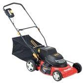 "Homelite 24 Volt 20"" Cordless Electric Lawn Mower UT13126"