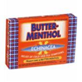 Butter-Menthol Lozenges Echinacea
