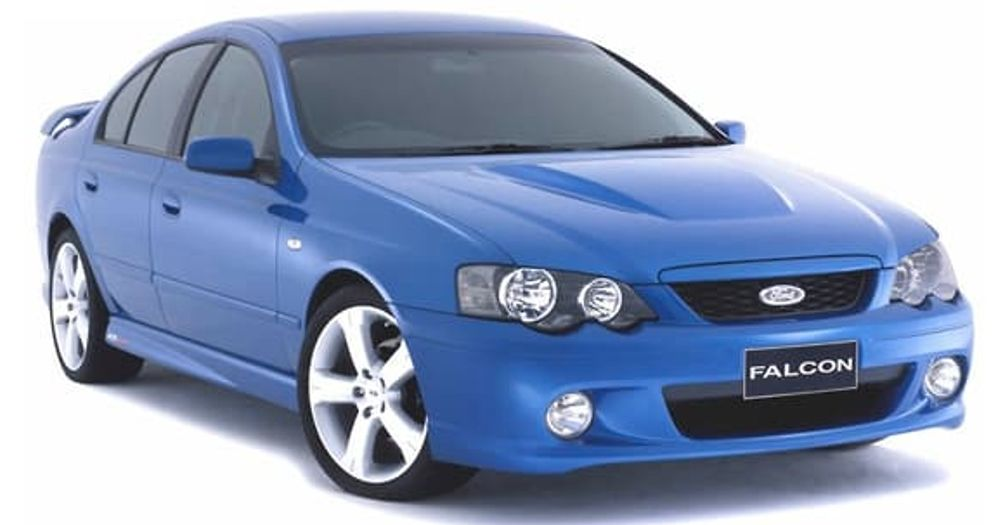 Ford Falcon BA Questions (page 13) - ProductReview com au