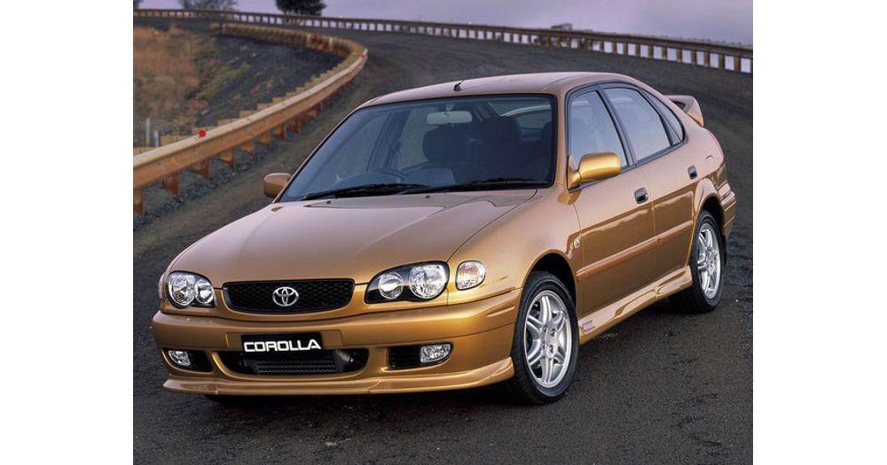 Toyota Corolla E110 Reviews - ProductReview com au