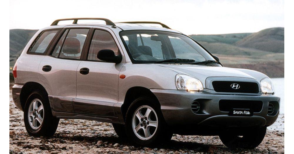 Hyundai Santa Fe SM (2000-2006) Reviews - ProductReview com au