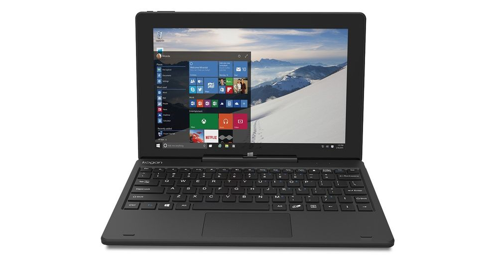 Atlas 2-in-1 Touchscreen Notebook