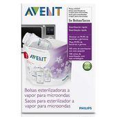 Philips Avent Microwave Steam Steriliser Bags SCF297