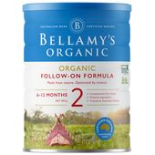 Bellamy's Organic Formula Step 2