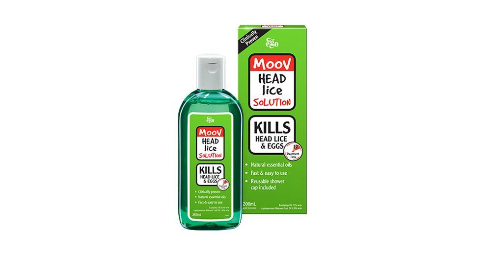MOOV Head Lice Sensitive Reviews - ProductReview com au