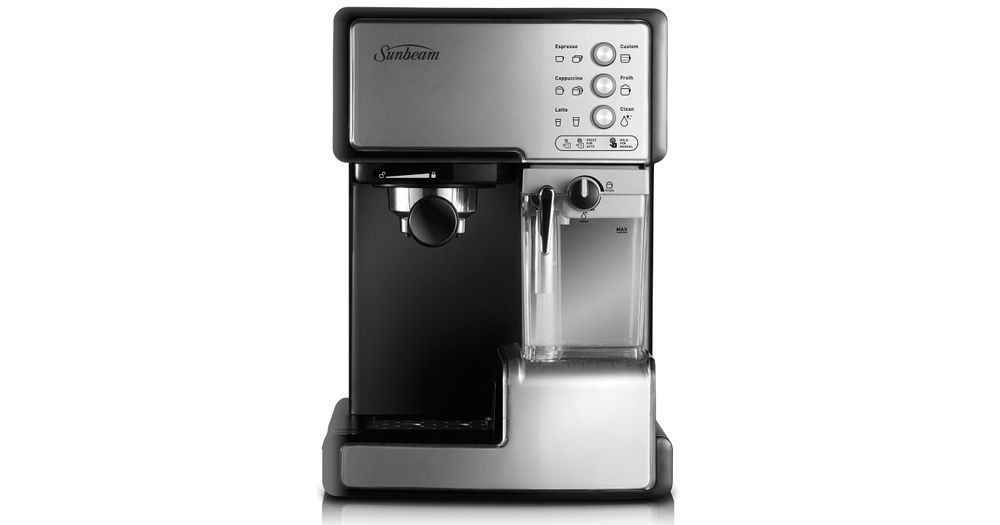 Sunbeam Cafe Barista Em5000 Reviews Productreviewcomau