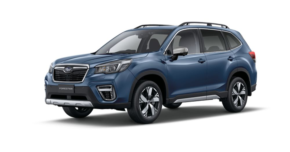 2012 forester xt premium review