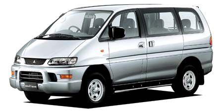 Mitsubishi delica 3.0 v6 fuel consumption