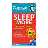 Caruso's Sleep More