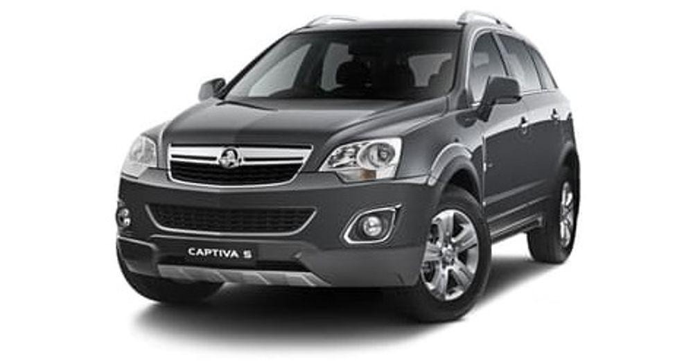 Holden Captiva Reviews - ProductReview com au
