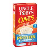Uncle Tobys Oats Quick