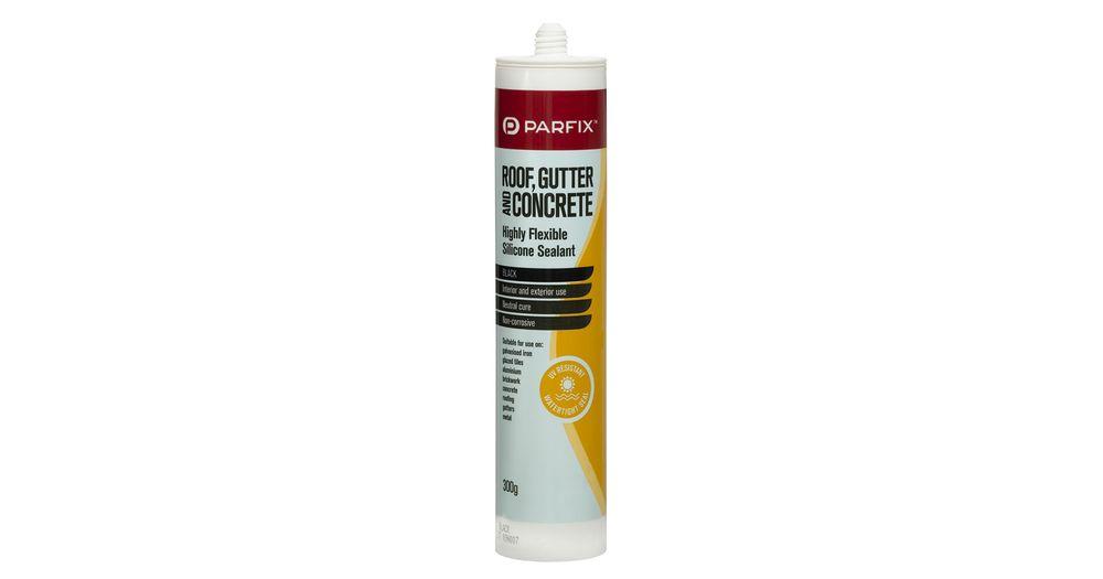 Parfix Gutter And Concrete Silicone Sealant Reviews