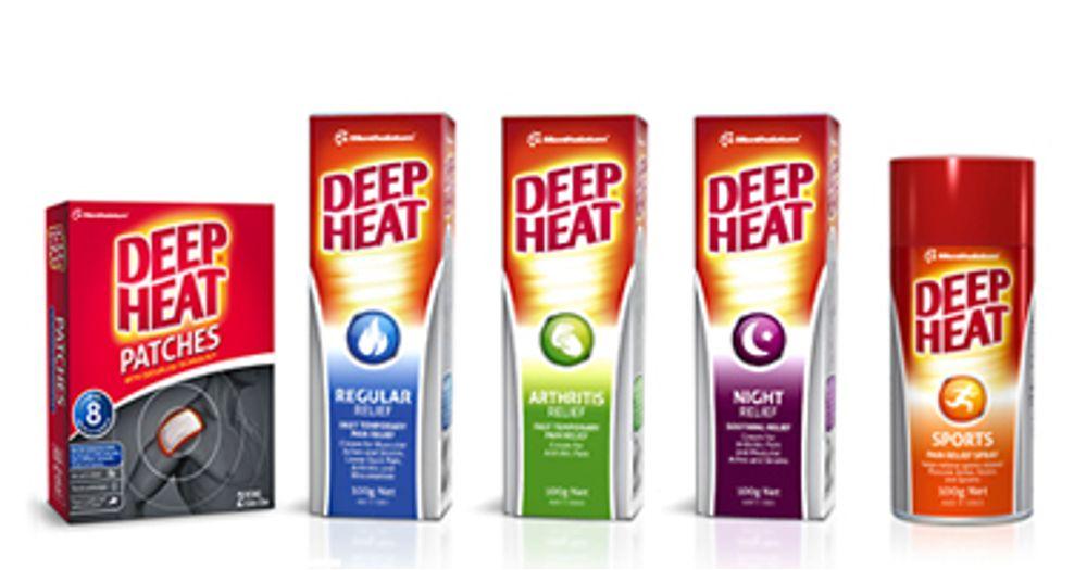 Deep Heat Questions - ProductReview com au