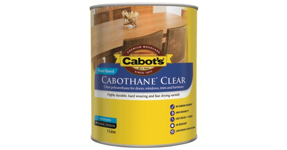 Cabothane Clear