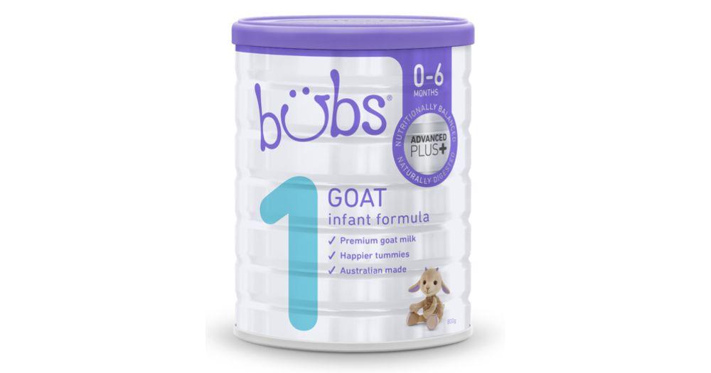 Bubs Goat Infant Formula Reviews Productreview Com Au