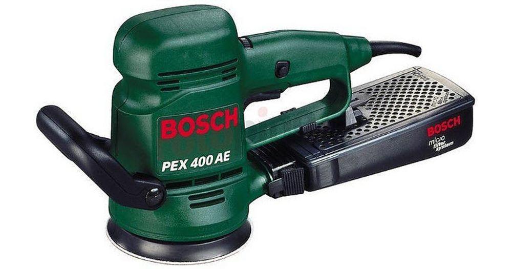 Moderigtigt Bosch Power Tools Random Orbit Sander PEX 400 AE Reviews ZH73