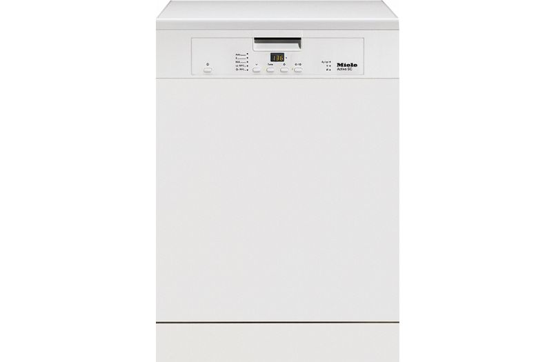 Miele Dishwasher Reviews >> Miele G 4203 Sc Active White Freestanding Reviews Productreview