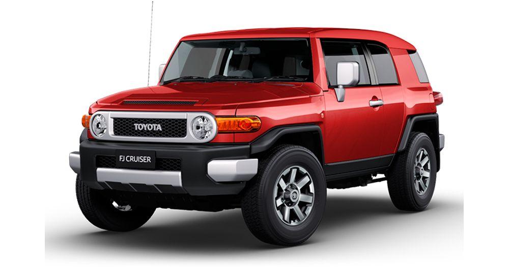 Toyota FJ Cruiser (2010-2016) Reviews - ProductReview com au